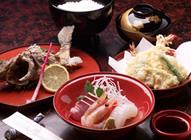 地魚定食 3,000円~