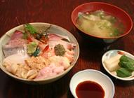 海鮮丼 1,890円