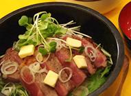 わら庄風 ステーキ丼 1,900円